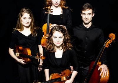 Belinfante quartet