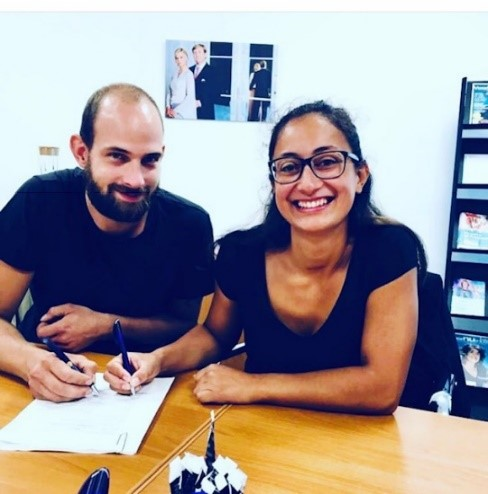 "5e blog Lioba Wattimena: ""Toen begon het werk pas echt"""
