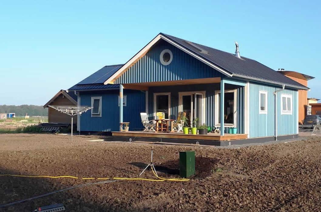 Duurzaam: Aardgasvrij ecohuis