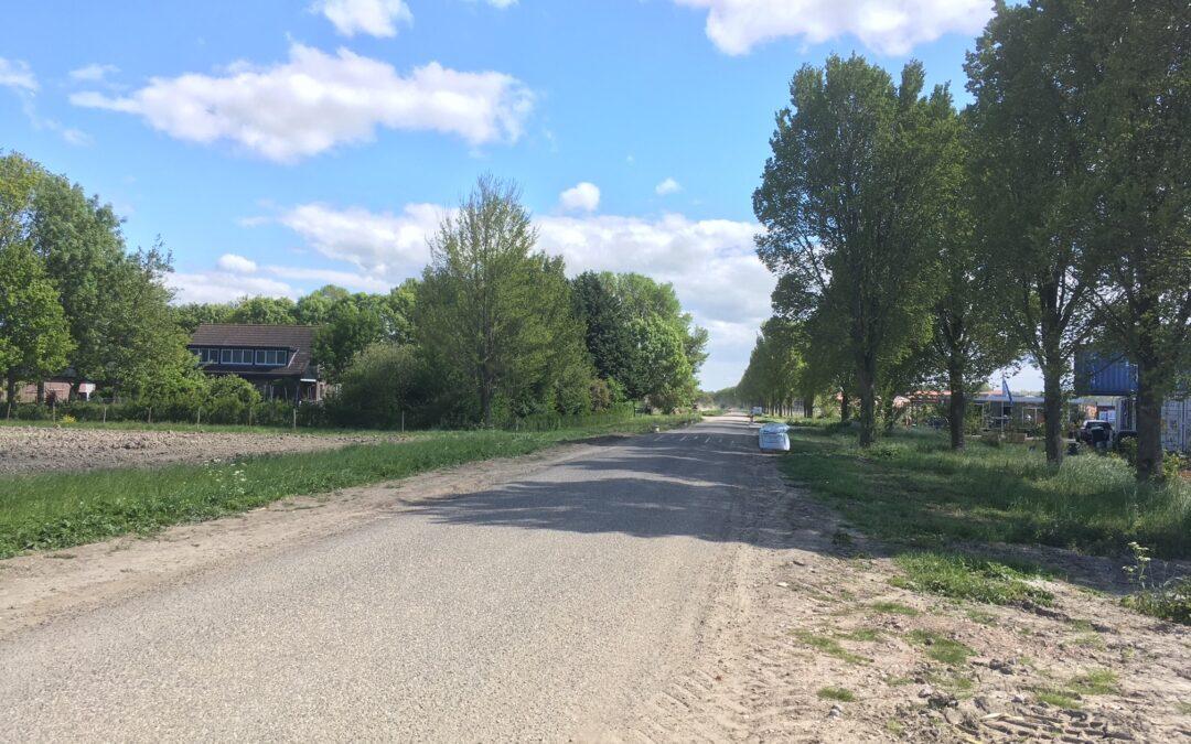 Werkzaamheden Paradijsvogelweg en Goudplevierweg hervat