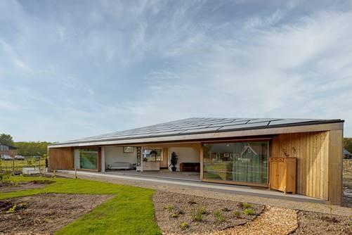 Winnaars architectuurprijs bekend: Zuidhuis in Oosterwold valt in de prijzen