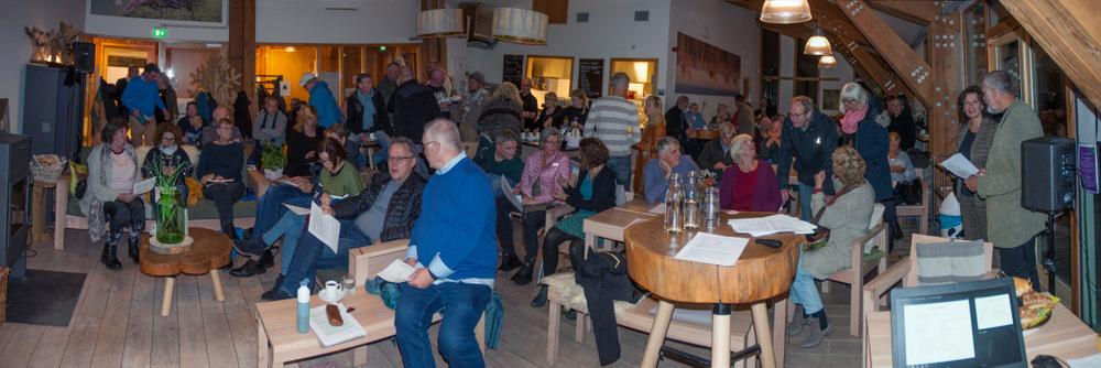 Bijeenkomst Platform Oosterwold