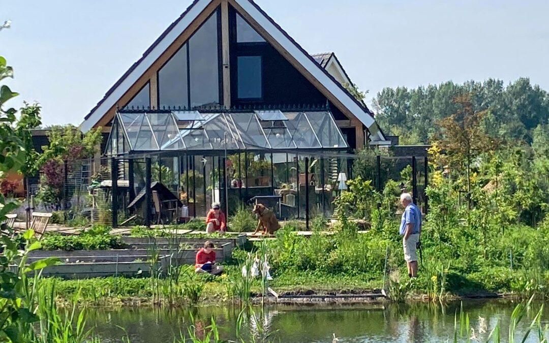 22e blog Wat doet een 'Asfaltboer' in Oosterwold?