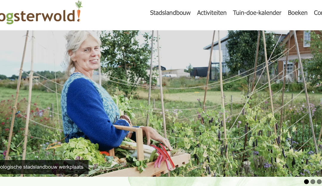 Oogsterwold – werkplaats voor ecologische stadslandbouw